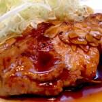 このトンテキ定食が旨すぎる:東京厨房 三田店