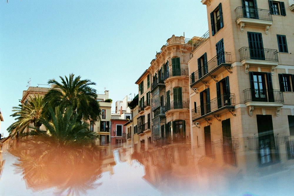 Häuser in Palma