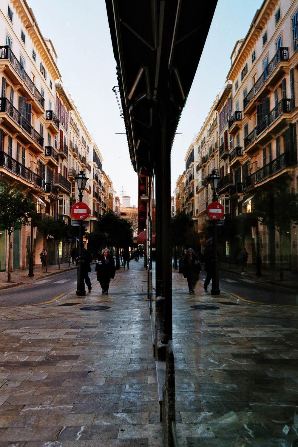 Straßen von Palma