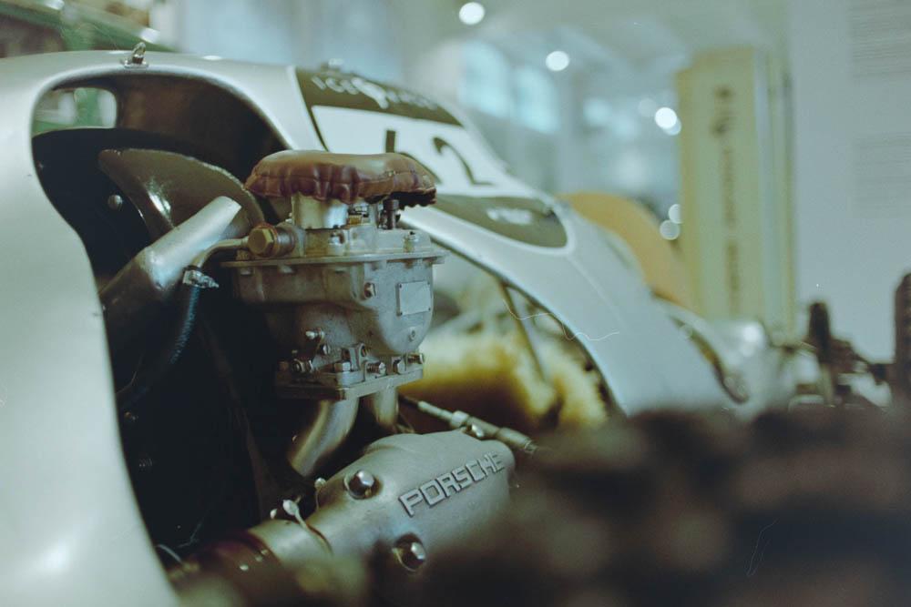 Porsche im Prototyp Automuseum