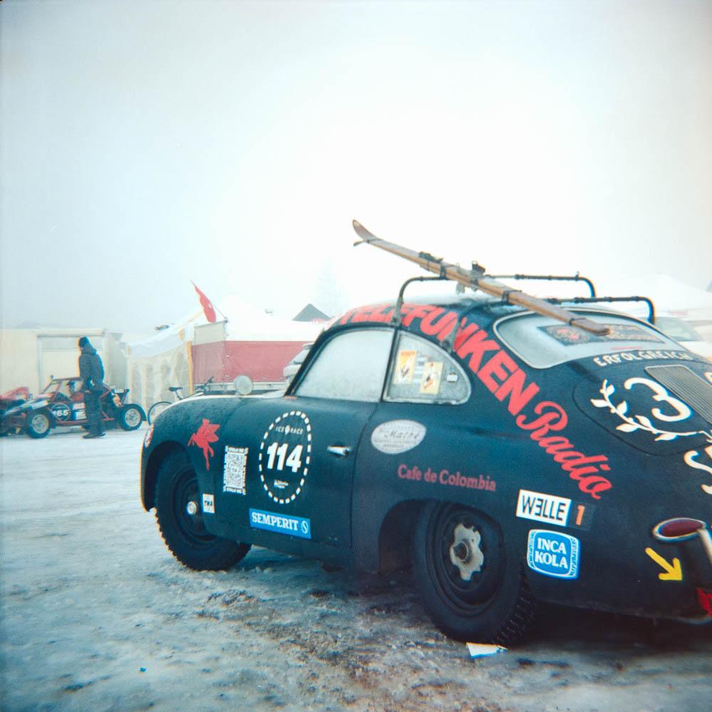 GP Ice Race – analog