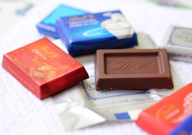 チョコ色々