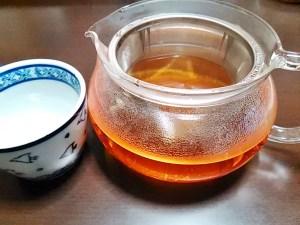 皮茶手作りの色