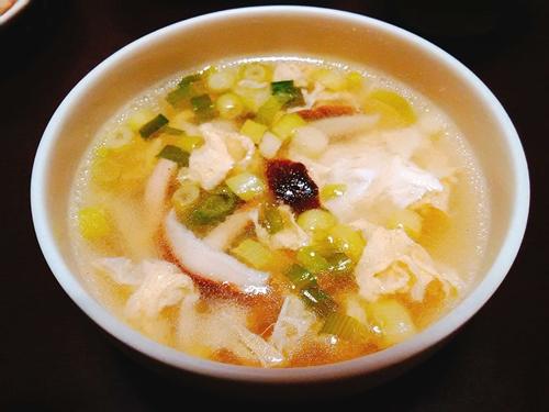 しいたけスープ