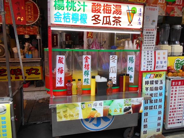 2017年台湾の酸梅湯