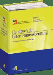 Fachbuch Mitarbeiterbindung Handbuch der Unternehmensberatung