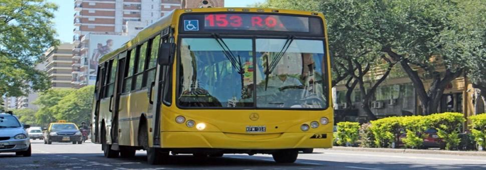 Rosario : Desde el lunes, el boleto de colectivo sube a 9,70 pesos