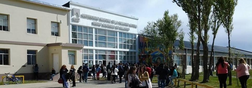 Rio Gallegos : el Campus Universitario cuenta con una Terminal SUBE
