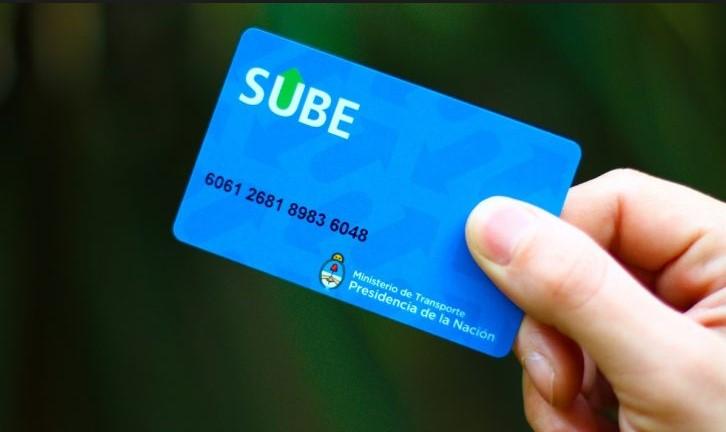 Sancionarían a quienes usen tarjeta SUBE no registrada