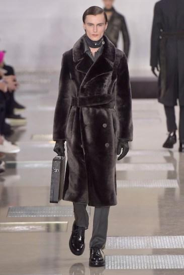 Louis Vuitton Men's Fall 2016 PC: Giovanni Giannoni/WWD