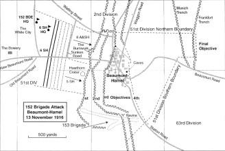 Part of 51st Highland Division Assault