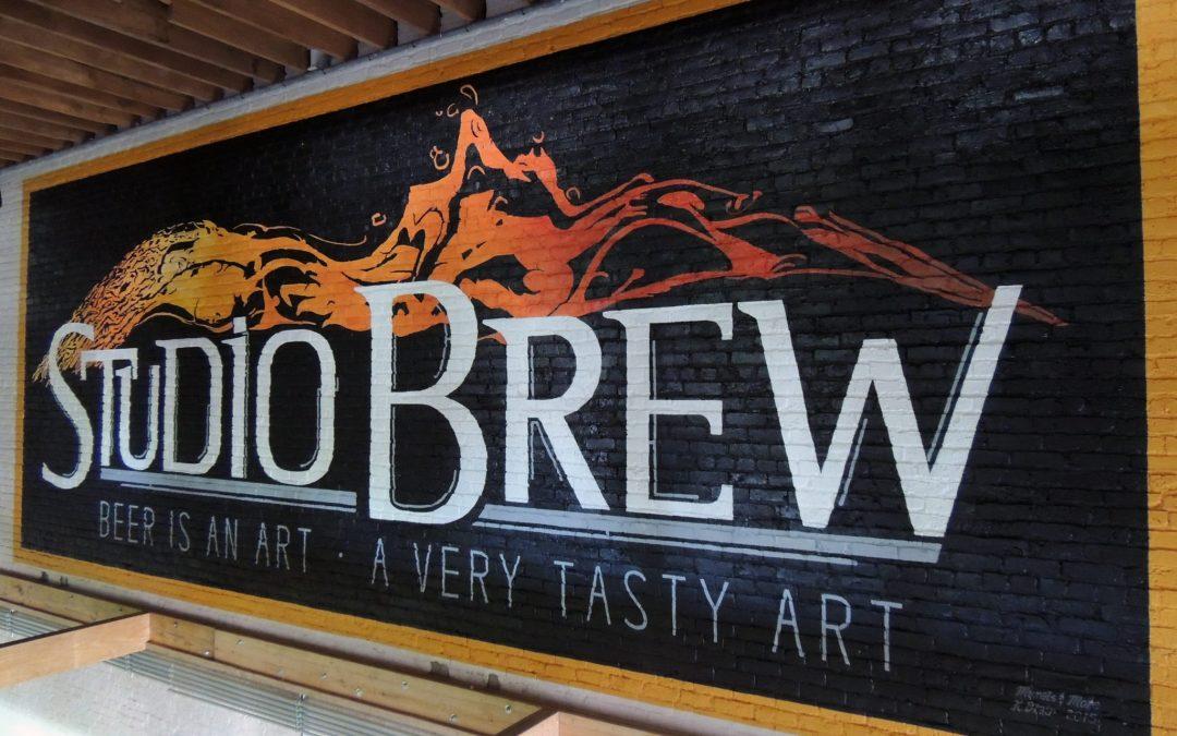 Photo Update: Studio Brew in Bristol