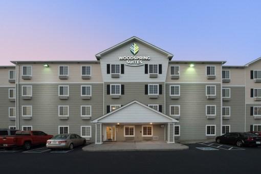 WoodSpring Suites, Evansville IN