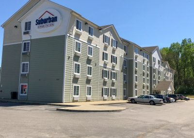 Suburban Extended Stay, Huntsville AL