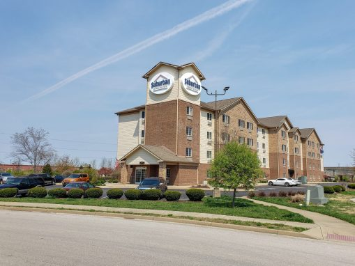 Suburban Extended Stay, Clarksville IN