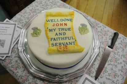 Cake by Margaret Dunsmore