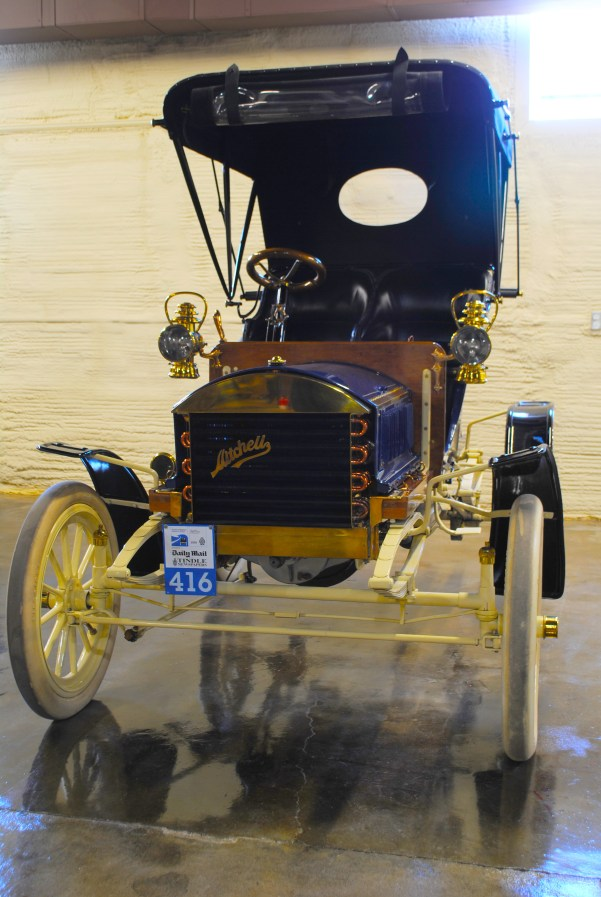 The 1904 Mitchell Runabout.