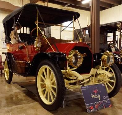 The 1911 5-Passenger Touring Car