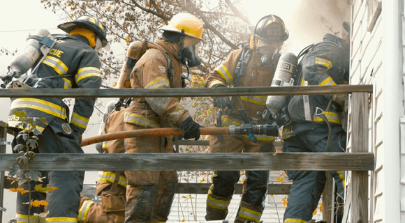 Fire Training Overview Mitchell Community College Serving