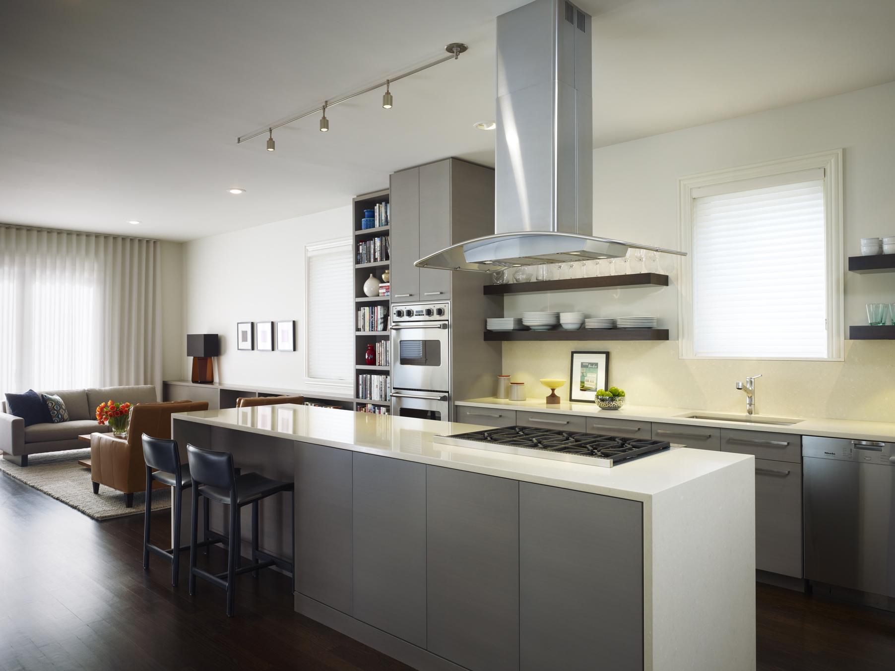 U Shaped Kitchen Renovation Ideas