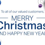 Wishing all of our customers a wonderful Christmas and prosperous New Year !