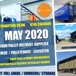 Looking to change your pallet carrier? Now for May 2020 we have great rates to assist your business! (read more)