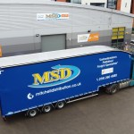 New Double Decker Trailers added to MSD's growing fleet to service our clients and network requirements (read more)