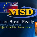 MSD & Palletforce are Brexit ready for changes & customs shipments/declarations (read more)
