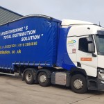 Trailer Drop & Swap Service for daily warehouse floor space saving & ease of loading (read more)