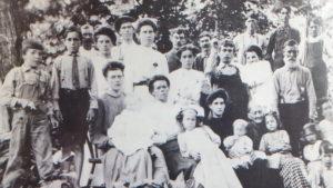 Photo of the Shotgun Wedding
