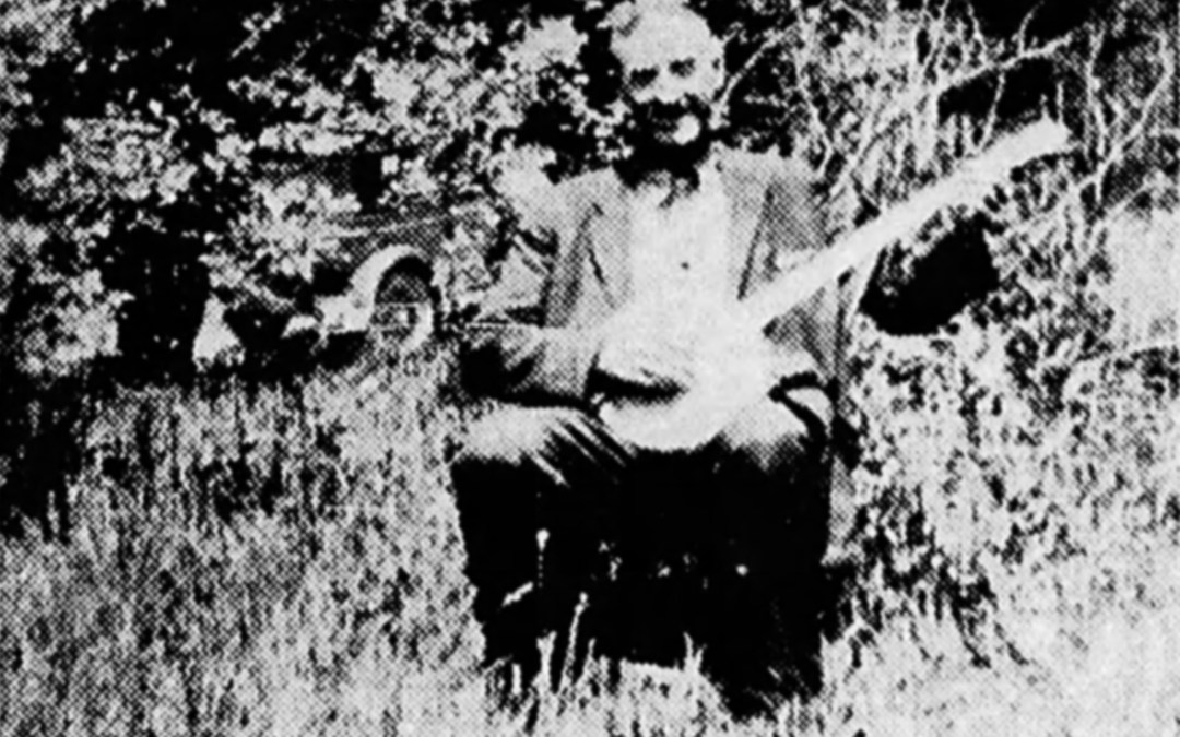 """Doc"" Hoppes – The Minstrel of Brushy Creek"
