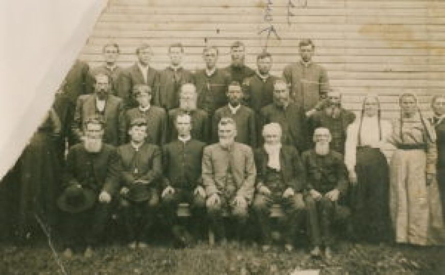 Brummetts Creek Brethren Church 1913