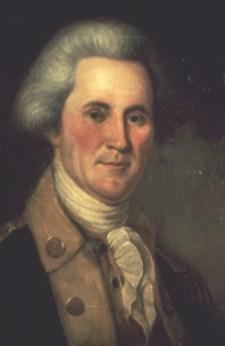 Painting of John Sevier