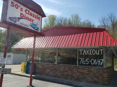 Photo of the 50s Classic Diner in Spruce Pine