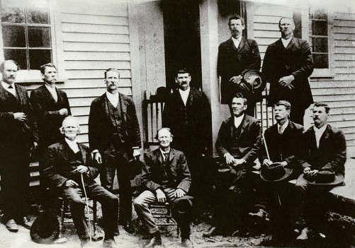 Ten Wilson Brothers