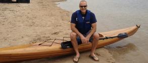 Kayaking Big Star Lake