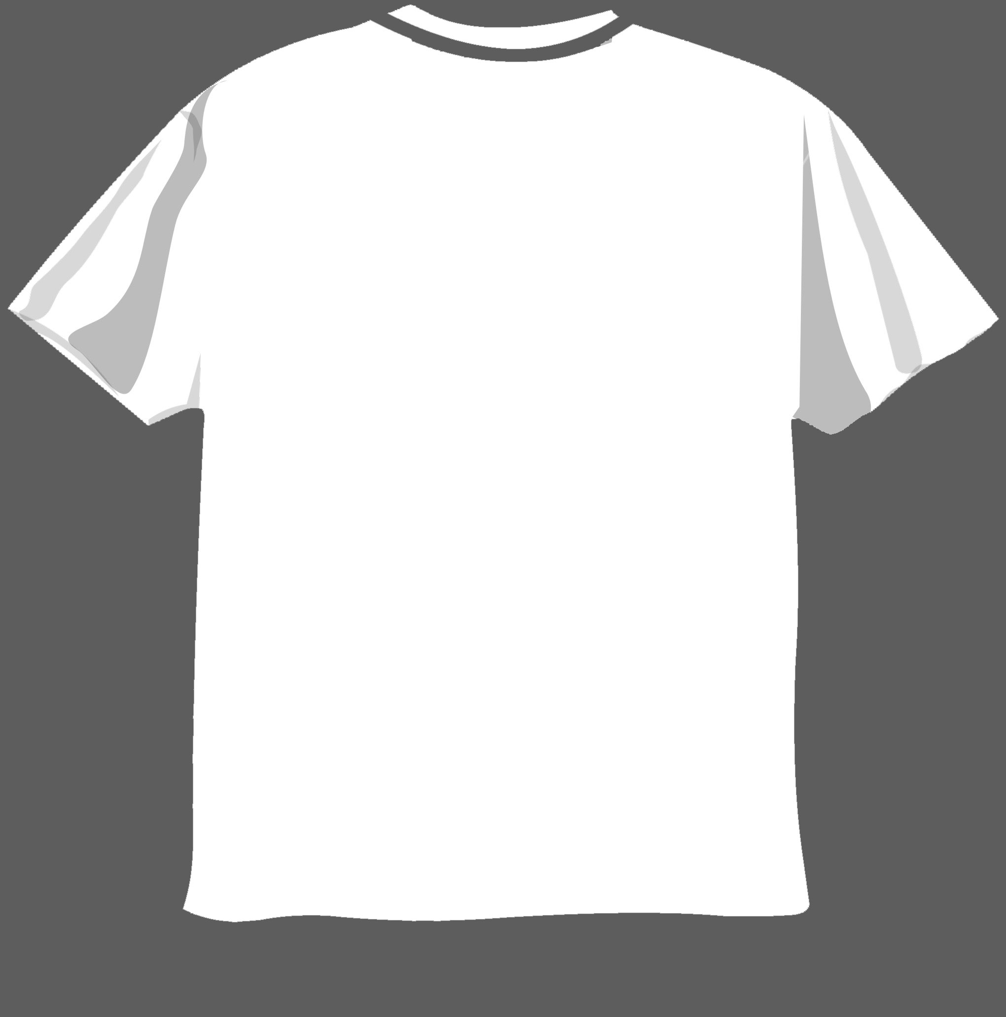 Photoshop Template T Shirt Wavy1
