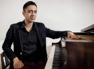 Vijay Iyer. Photo provided.