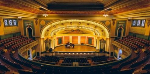 Cincinnati's historic Memorial Hall