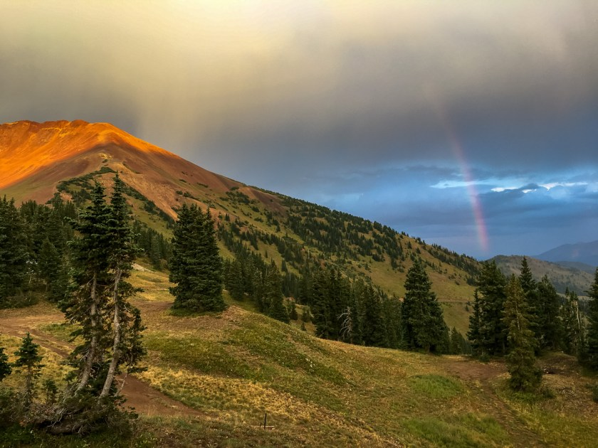 crested butte camping photo 13