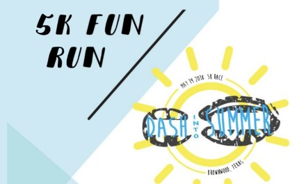 Brown County United Way to Hold 5K Fundraiser Saturday, May 19th