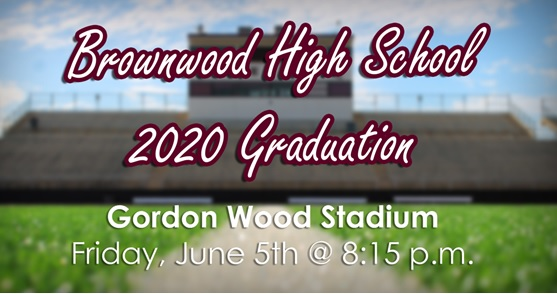Update to BHS Friday Parade and Graduation Ceremony