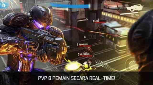 Download N.O.V.A Legacy, Game FPS Size Kecil Cuma 20 MB