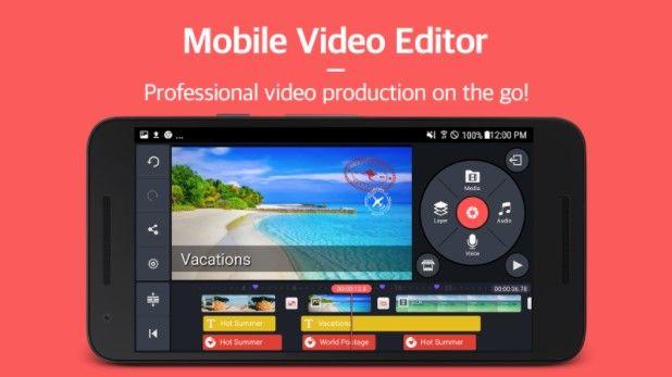 Aplikasi Edit Video Terbaik untuk Xiaomi