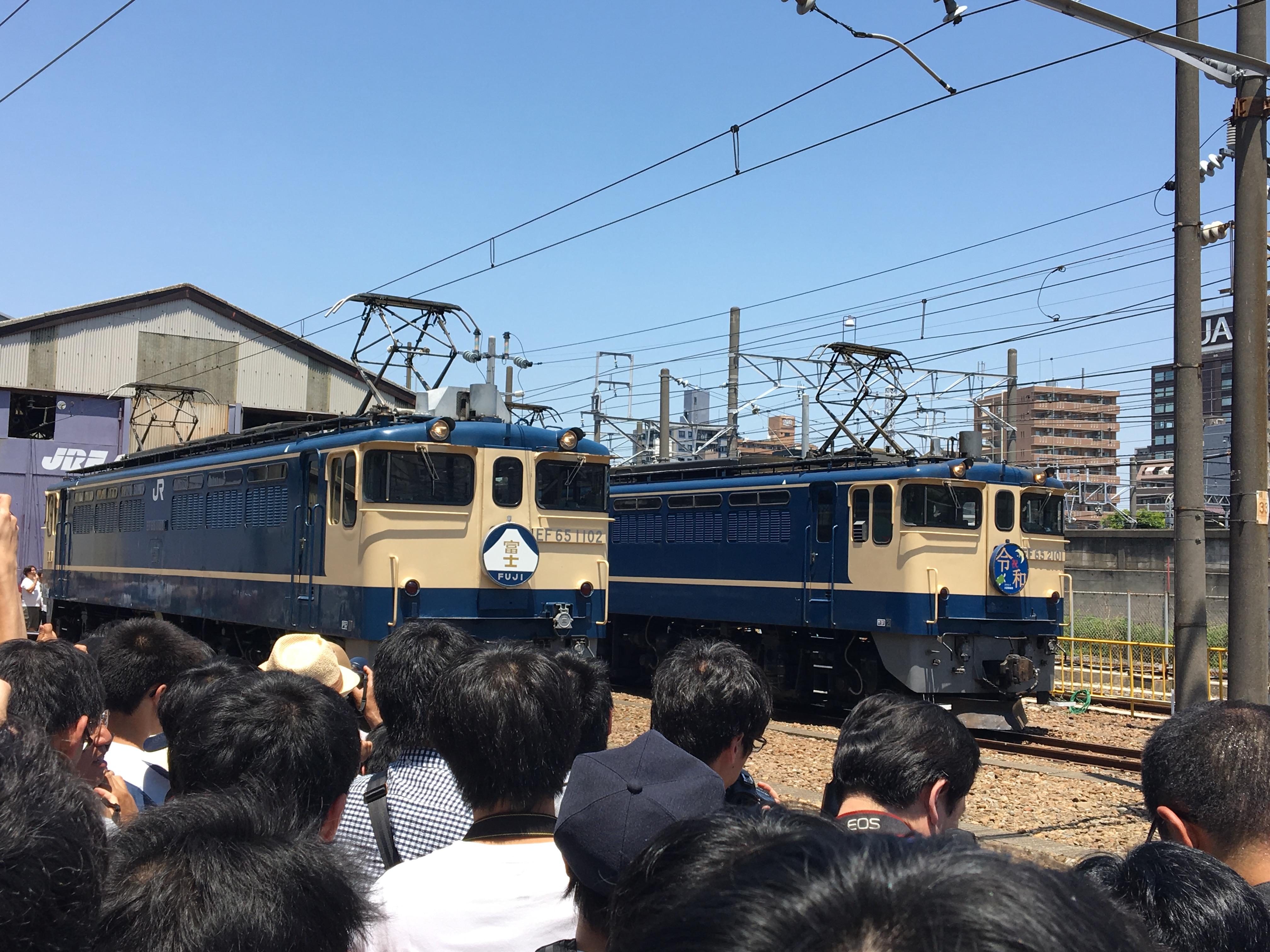 鉄道のまちへようこそ!大宮鉄道ふれあいフェア2019開催