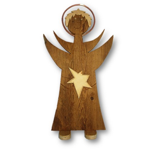 Engel mit Heiligenschein
