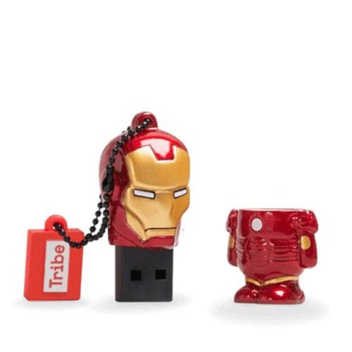 penna usb Iron Man aperta