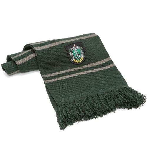 Sciarpa Harry Potter Serpeverde