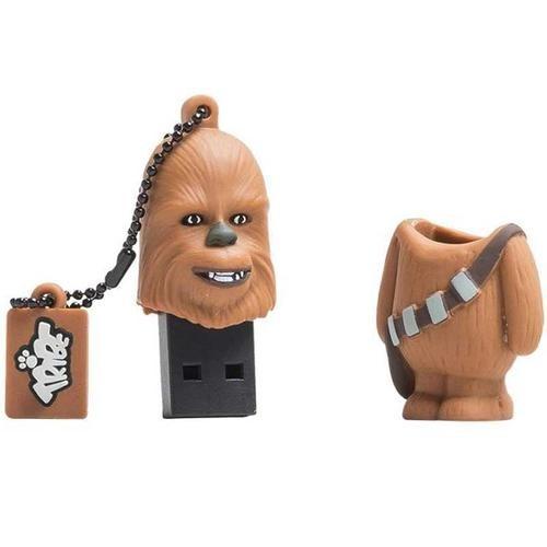 penna usb Chewbacca Star Wars aperta