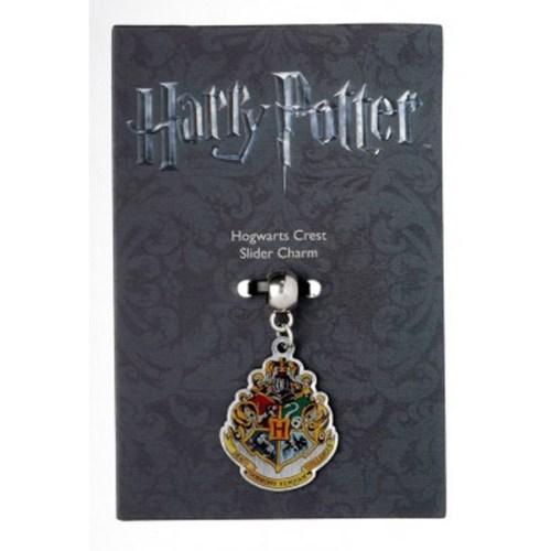 Charm Pendente Stemma di Hogwarts Harry Potter confezione